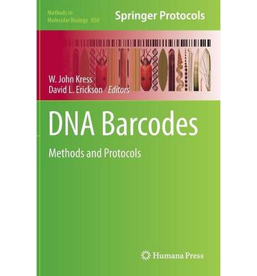 DNA Barcodes : Methods and Protocols