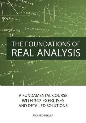 The Foundations of Real Analysis : A Fundamental Course with 347 Exercises and Detailed Solutions