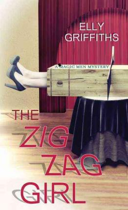 The Zig Zag Girl by Elly Griffiths (2015, CD, Unabridged)
