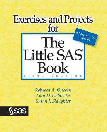 exercises and projects for the little sas book pdf