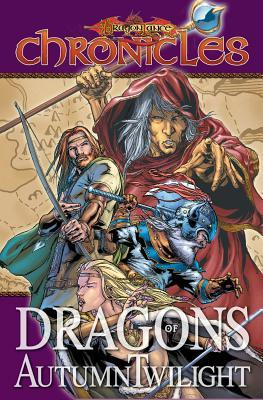 book review dragons of autumn twilight