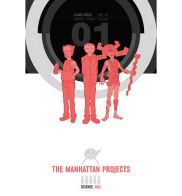 The Manhattan Projects: Volume 1