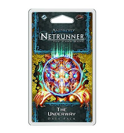 Android Netrunner Lcg : The Underway Data Pack