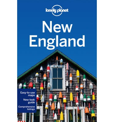 Lonely Planet New England