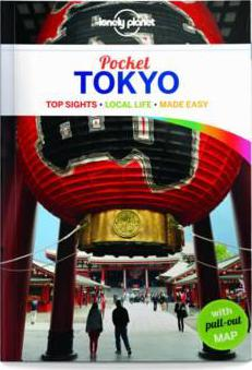 lonely planet pocket travel guide