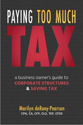 how to pay corporate tax cra