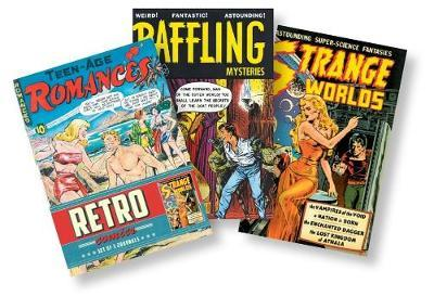 Retro Comics Journals