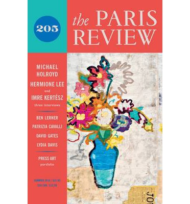 Paris Review Issue 205 (Summer 2013)