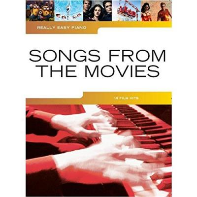 Really Easy Piano : Songs from the Movies