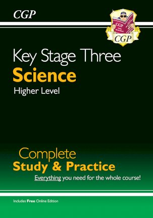 KS3 Science Complete Study & Practice (with Online Edition)
