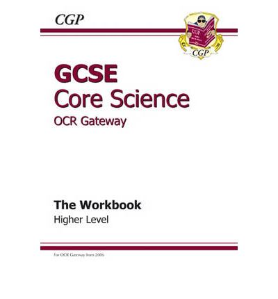 ocr gateway science chemistry coursework Ocr gateway physics matter and full details of the practical activity for this part of the course are provided login to my gcse science username or email.