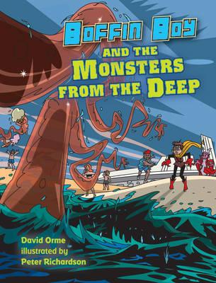 Boffin Boy and the Monsters from the Deep: v. 8