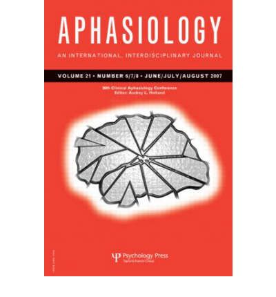 36th Clinical Aphasiology Conference : A Special Issue of Aphasiology