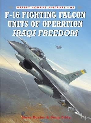 F-16 Fighting Falcon Units of OIF