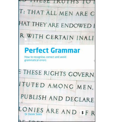 Perfect Grammar