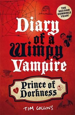 Prince of Dorkness: Diary of a Wimpy Vampire: Bk. 2