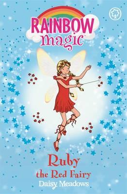 Ruby the Red Fairy: Book 1