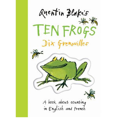Quentin Blake's Ten Frogs