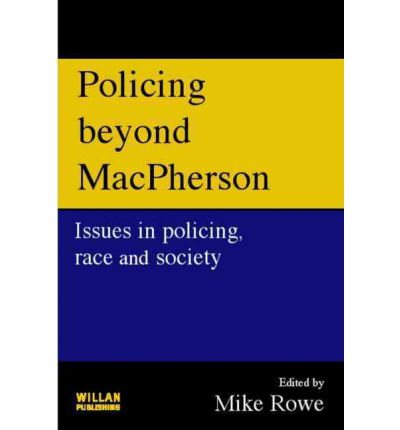 Issues with in policing