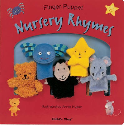 Finger Puppet Nursery Rhymes