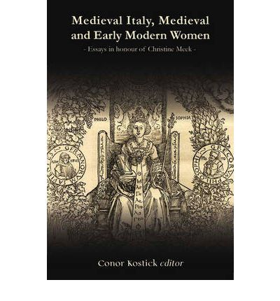 medieval women essay The chapters in this book are chiefly concerned with english and scottish writings  of the 14th and 15th centuries those on chaucer's knight's tale, langland's.