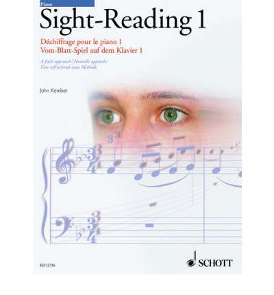 Piano Sight-reading: Pt. 1