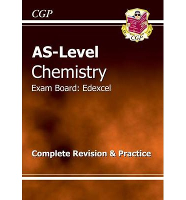 AS-Level Chemistry Edexcel Complete Revision & Practice