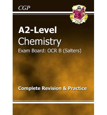 A2 chemistry ocr coursework