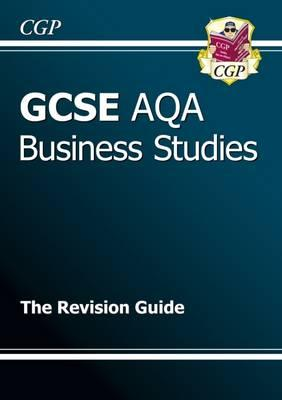 GCSE Business Studies AQA Revision Guide