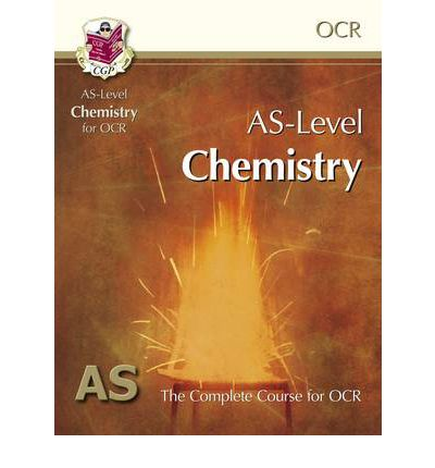 ocr as level chemistry coursework Titration-chemistry ocr chemistry as-level titration coursework aim: the aim of this gce chemistry investigation was to find out the accurate concentration of sulphuric acid in a solution using related as and a level inorganic chemistry essays.