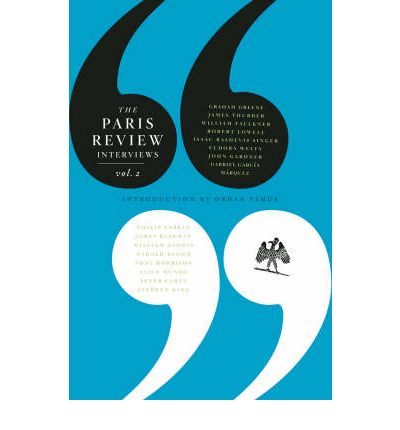 The Paris Review Interviews: II
