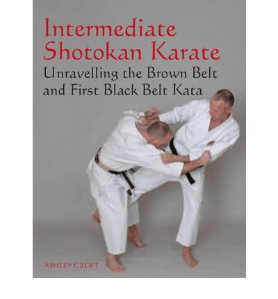 intermediate shotokan karate 9781847970787