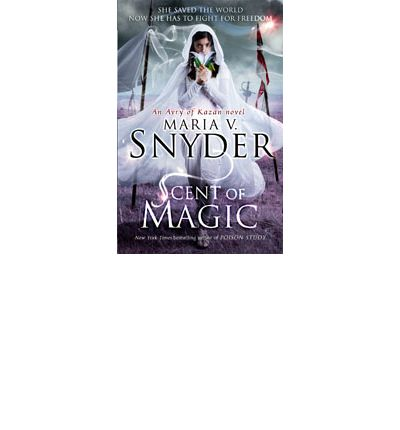 Scent of Magic (an Avry of Kazan Novel, Book 2)