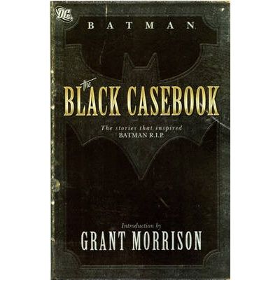 Batman: Black Casebook