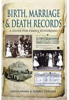 Birth, Marriage and Death Records
