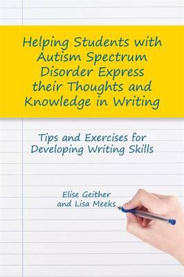 Helping students with writing