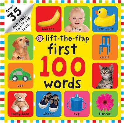 Lift-the Flap First 100 Words