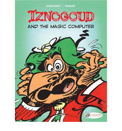 Iznogoud: Iznogoud and the Magic Computer v. 4