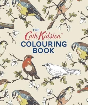 The cath kidston colouring book cath kidston 9781849498043 Colouring books for adults waterstones