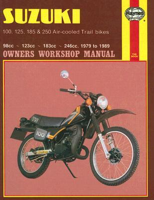 Honda 1985 xr250r owners manual