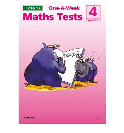 One a Week Maths Tests: Part 4