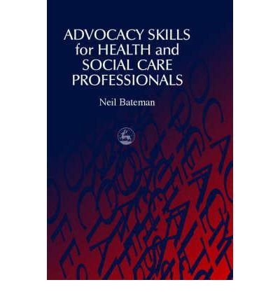 Advocacy in health and social care