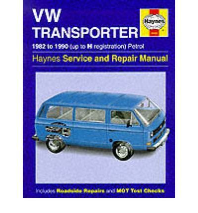 VW Transporter (82-90) Service and Repair Manual