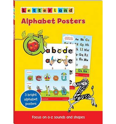 Alphabet Posters Lyn Wendon 9781862099333
