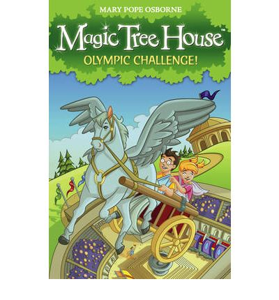 Magic Tree House 16