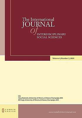 The International Journal of Interdisciplinary Social Sciences : Volume 4, Number 2