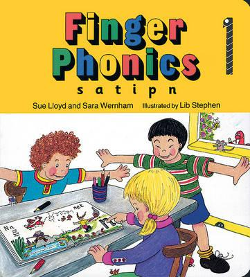 Finger Phonics: Book 1