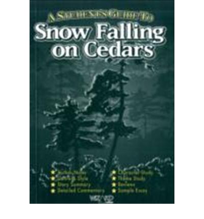 an analysis of the book snow falling on cedars Cedars falling snow falling objects falling leaves snow white new topic song go and catch a falling star summary new topic go and catch a falling star critical appreciation new topic robert frost dust of snow analysis new topic is snow white and sleeping beauty the same.