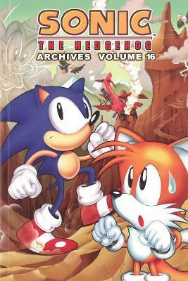Sonic the Hedgehog Archives: Volume 16