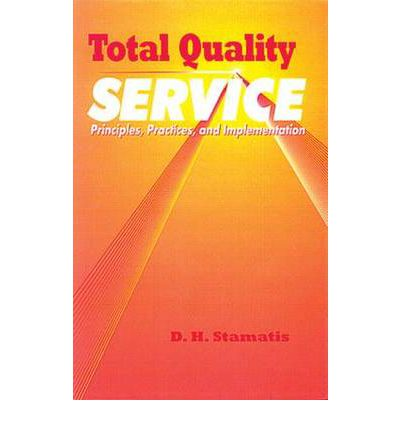 total quality service Find great deals for total quality service : principles, practices, and implementation by dean h stamatis (1995, hardcover) shop with confidence on ebay.